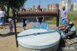 Проблемы с водой Южноуральск Челябинск, бутыли, вода, розлив воды в бутыли, колодец