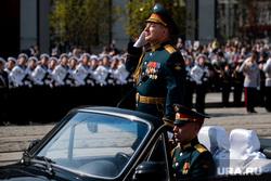 Парад, посвященный 76-й годовщине Победы в Великой Отечественной войне. Екатеринбург, лапин александр
