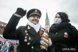 Парад на Красной площади. Москва, ветеран, парад победы, красная площадь