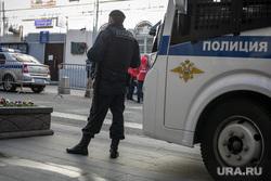 Митинг-встреча с депутатом от КПРФ Валерием Рашкиным. Москва, полицейский, митинг, полиция, овд