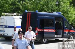 Происшествие в сквере им. Д. Неру. Екатеринбург, следователи, чп, полиция, оперативная группа, чрезвычайное происшествие, следственная группа, оперативники