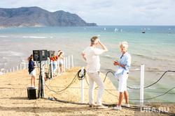 Фестиваль «Арт-Таврида», третий день. Республика Крым, Судак, море, крым, пляж, отдых, юг, черное, Судак