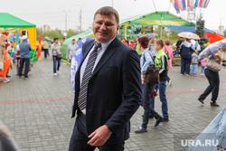 Борис Дубровский на выставке