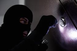 Клипарт depositphotos.com., мошенник, бандит, вор, взломщик, грабитель, воровство