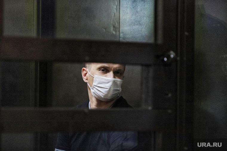 Оглашение приговора банде подъельников Романова. Курган