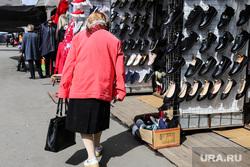 Демонтаж торговых павильонов на территории Некрасовского рынка. Курган, вещи, рынок, обувь, некрасовский рынок, демонтаж торговых павильонов