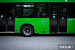 Екатеринбург во время пандемии коронавируса COVID-19, автобус, низкопольный автобус