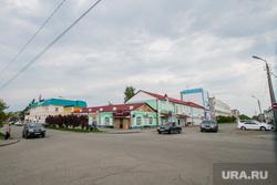 Виды города. Шадринск , город шадринск