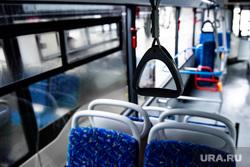 Передача новых автобусов, полученных Екатеринбургом в лизинг в рамках федеральной программы «Безопасные и качественные дороги». Екатеринбург, автобус, общественный транспорт, поручень, салон автобуса, городской транспорт