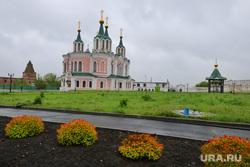 Далматовский район. Курган , далматовский монастырь, храм