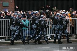 Несанкционированная акция сторонников оппозиционера Алексея Навального. Москва, митинг, полиция, протест, омон