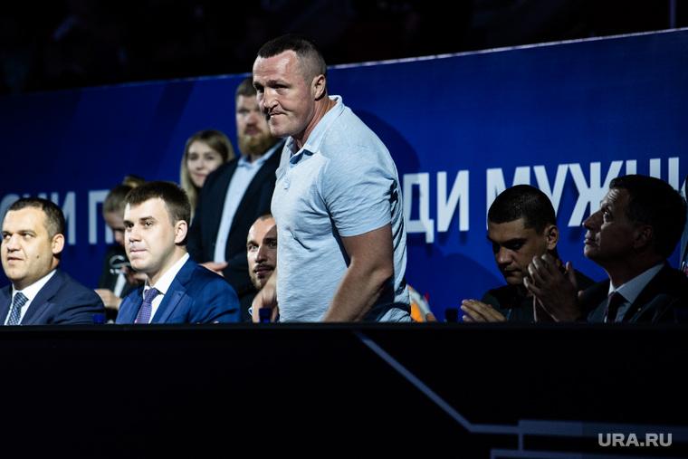 Командный кубок России по боксу среди мужчин в КРК «Уралец». Екатеринбург