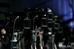 Пресс-конференция Путина В.В. Москва., телекамеры