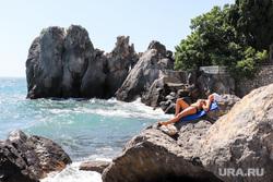Черноморский флот, Крым и летний отдых. ХМАО, крым, черное море, купальник, летний отдых, пляж, дикий пляж