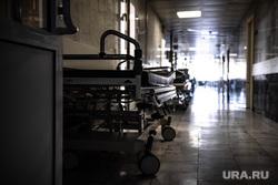 Нейрохирургическая операция по восстановлению периферических нервов руки в Городской клинической больнице № 40. Екатеринбург, госпиталь, каталка, лечение, коридор больницы, здоровье, медицина, обследование, клиника, больница, каталка больничная, коридор госпиталя