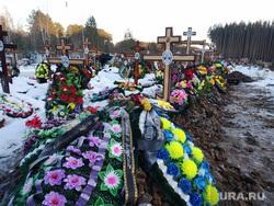 В реанимации Городской больницы Каменска-Уральского умерло 14 пациентов, Ивановское кладбище Каменска