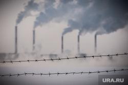 Верхний Тагил и три кандидата на пост главы городского округа, колючая проволока, верхнетагильская грэс, грэс, промзона, загрязнение, трубы дымят