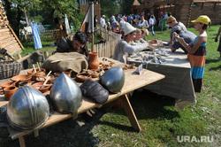 Пресс-тур по Синегорью Челябинск, шлем, реконструкторы, доспехи, латы