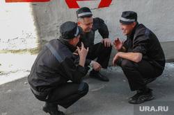 Бунт в колонии ГУФСИН (Архив 2007). Челябинск, заключенные, драка, тюрьма, жулики, зэк, зэки, побоище