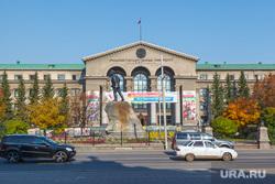 Рабочая поездка по городу №2. Екатеринбург, автомобили, памятник свердлову, ургу, проспект ленина, урфу