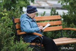 Разное. Курган , пенсионерка, скамейка, лавка, парк, досуг, отдых, пенсия