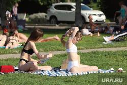 Жаркий день. Екатеринбург, тепло, лето, жара, пляж, лето в городе
