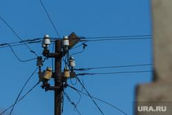 Клипарт. Магнитогорск, провода, электричество