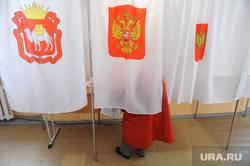 Выборы-2019. Избирательный участок. Челябинск