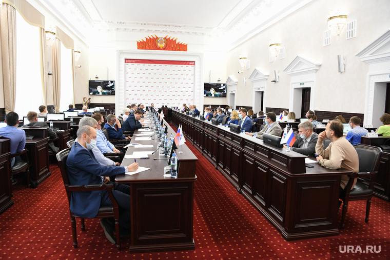 Совещание СОСПП по цифровизации. Екатеринбург