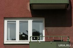 Виды Стокгольма. Швеция, жилой дом, архитектура, балкон, окно