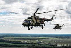 Репетиция воздушной части парада Победы. Екатеринбург, ми-8, авиация, военный вертолет, репетиция парада, воздушный парад