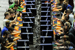 Соревнования посвященные восьмилетию компьютерной игры World of Tanks. Челябинск, компьютерная игра, хакеры, ворлд оф тэнкс, компьютерные пираты, игровая зона