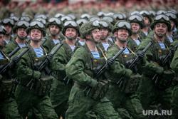 Парад на Красной площади. Москва, десантники, десант, армия, военные, парад победы, красная площадь