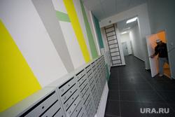Пресс-тур в Академический. Екатеринбург, академический район, подъезд