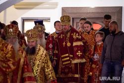 Крестный ход в память о гибели семьи последнего российского императора Николая II. Екатеринбург