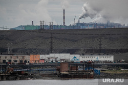 Виды Норильска. Норильск, промзона, смог, завод, выбросы, производство, экология, норильск, долгое озеро