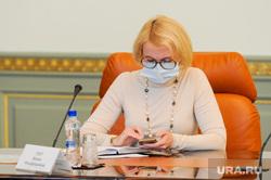 Николай Цуканов провел Совет по социальной политике. Челябинск, гехт ирина