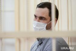 Избрание меры пресечения Андрею Осипову. Челябинск , суд, клетка, осипов андрей
