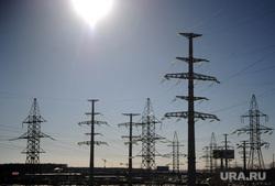 Клипарт. Москва, провода, электроэнергия, лэп, энергия, солнце, электричество