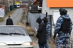 Место антитеррористической операции в Екатеринбурге,  где уничтожили трёх террористов. Екатеринбург, фсб, контртеррористическая операция, кто