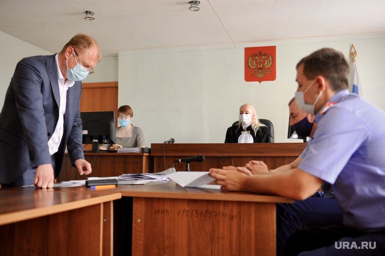 Мера пресечения Виктору Чернобровину суд. Челябинск