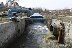 Южная аэрационная станция. Екатеринбург, канализация, канализационные стоки, грязная вода, южная аэрационная станция, выбросы, сточные воды