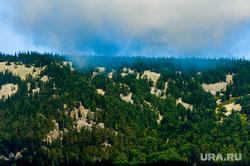 Национальный парк «Зигальга» и «Зюраткуль». Поселок Тюлюк. Челябинская область, облака, небо, заповедник, природа, зигальга, горы, курумник, национальный парк зигальга, хребет зигальга