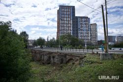 Осмотр Железнодорожного района губернатором Свердловской области. Екатеринбург