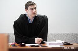 Судебное заседание о продлении меры пресечения находящемуся под стражей начальнику СвЖД Алексею Миронову. Екатеринбург, белых антон