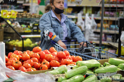 Торговый центр. Курган, овощи, торговый центр, продукты, покупатели, торговая сеть, магазин