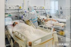 Областной инфекционный центр. Красная зона. Челябинск, эпидемия, врачи, инфекционное отделение, больница, реанимация, ивл, коронавирус, сиз, covid, ковид, противочумной костюм, красная зона, пандемия, инфекционный центр