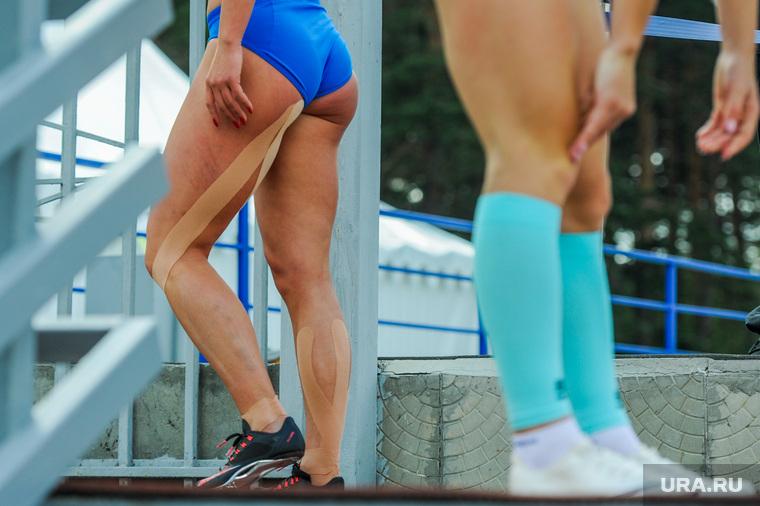 Чемпионат России по легкой атлетике. Челябинск, легкая атлетика, ноги бегуньи