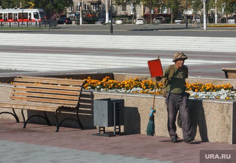 Город в ремонте. Магнитогорск