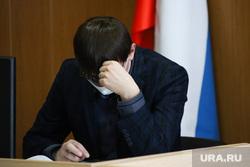 Судебное заседание по уголовному делу бывшего зам губернатора Пугина Сергея. Курган, депутат, чиновник, триколор, флаг россии